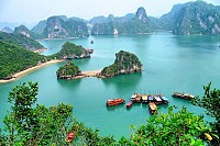 INTENSIVE HA LONG BAY CRUISE (5 DAYS 4 NIGHTS)