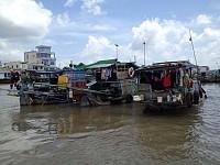 HCMC – CAI THIA VILLAGE – CAI BE FLOATING MARKET
